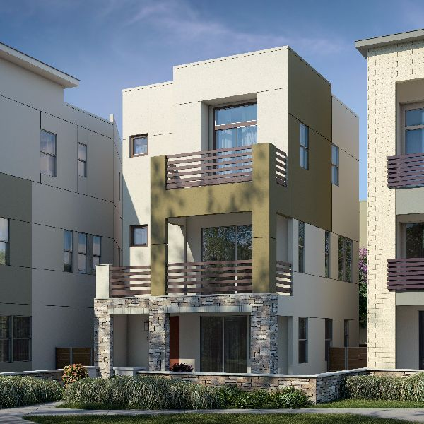 'Huntington at Boulevard' by Brookfield Residential-East Bay in Oakland-Alameda