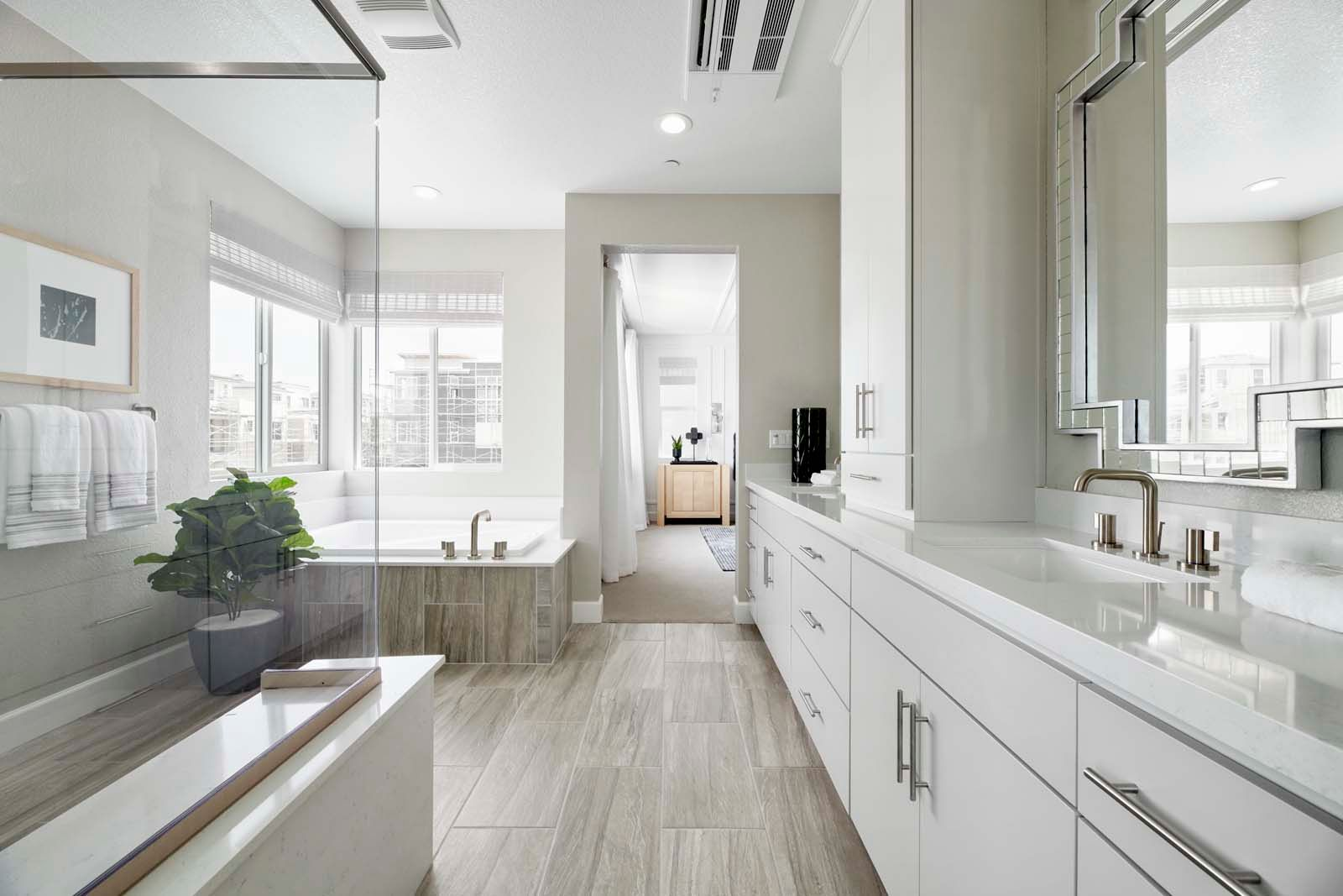 Bathroom featured in the Residence 2 By Brookfield Residential  in Oakland-Alameda, CA