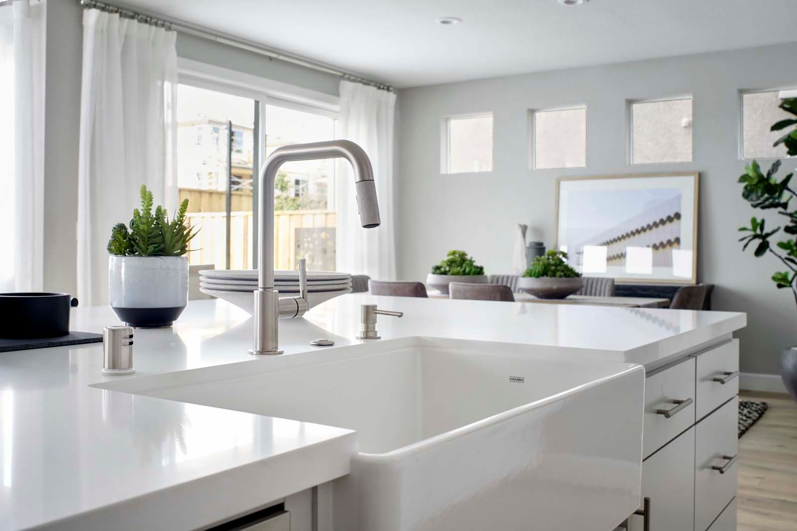 Kitchen featured in the Residence 2 By Brookfield Residential  in Oakland-Alameda, CA