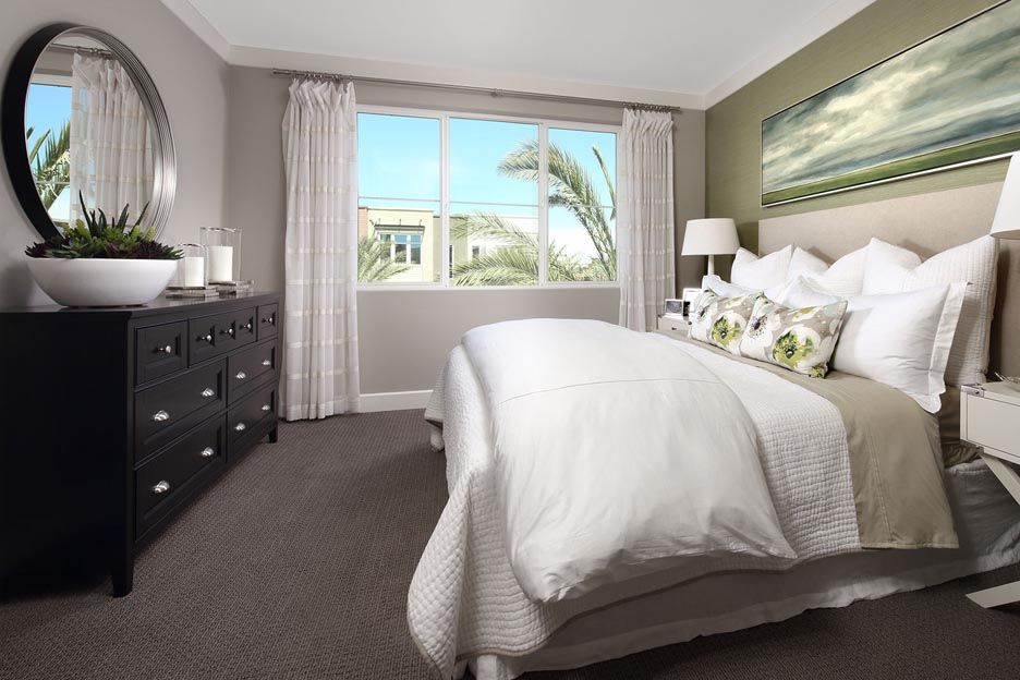 Bedroom featured in the Residence 2A By Brookfield Residential  in Oakland-Alameda, CA