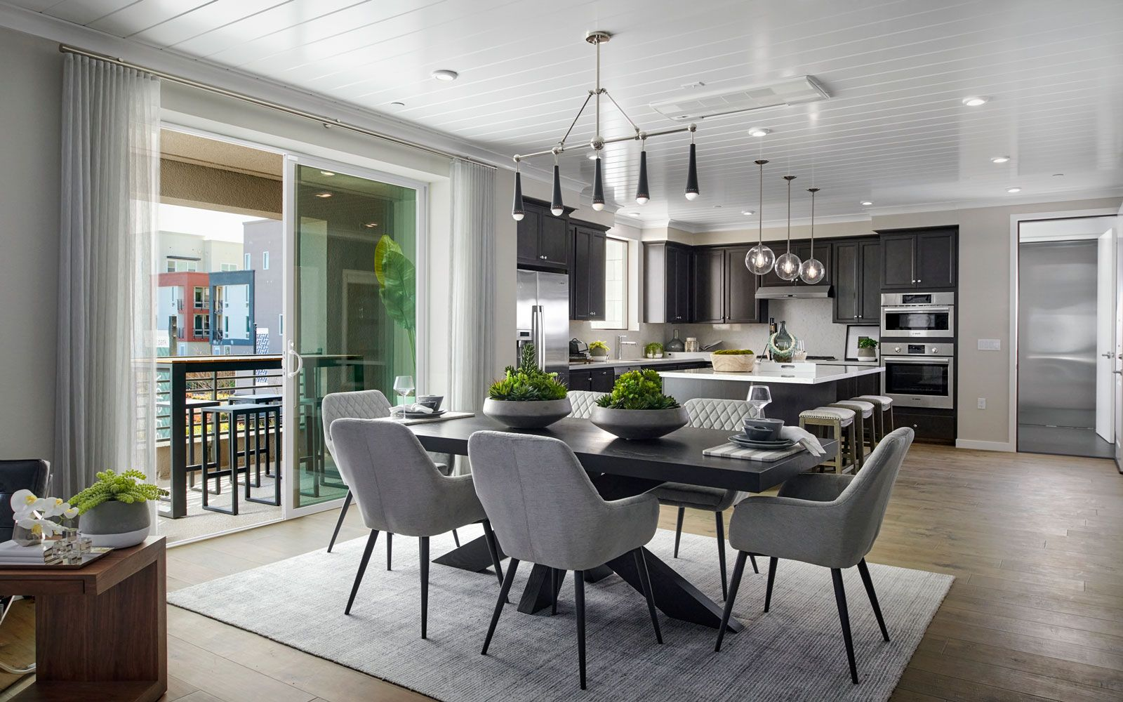 Living Area featured in the Residence 1 By Brookfield Residential  in Oakland-Alameda, CA
