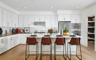 Residence 3 - Hyde Park Neighborhood at Boulevard: Dublin, California - Brookfield Residential