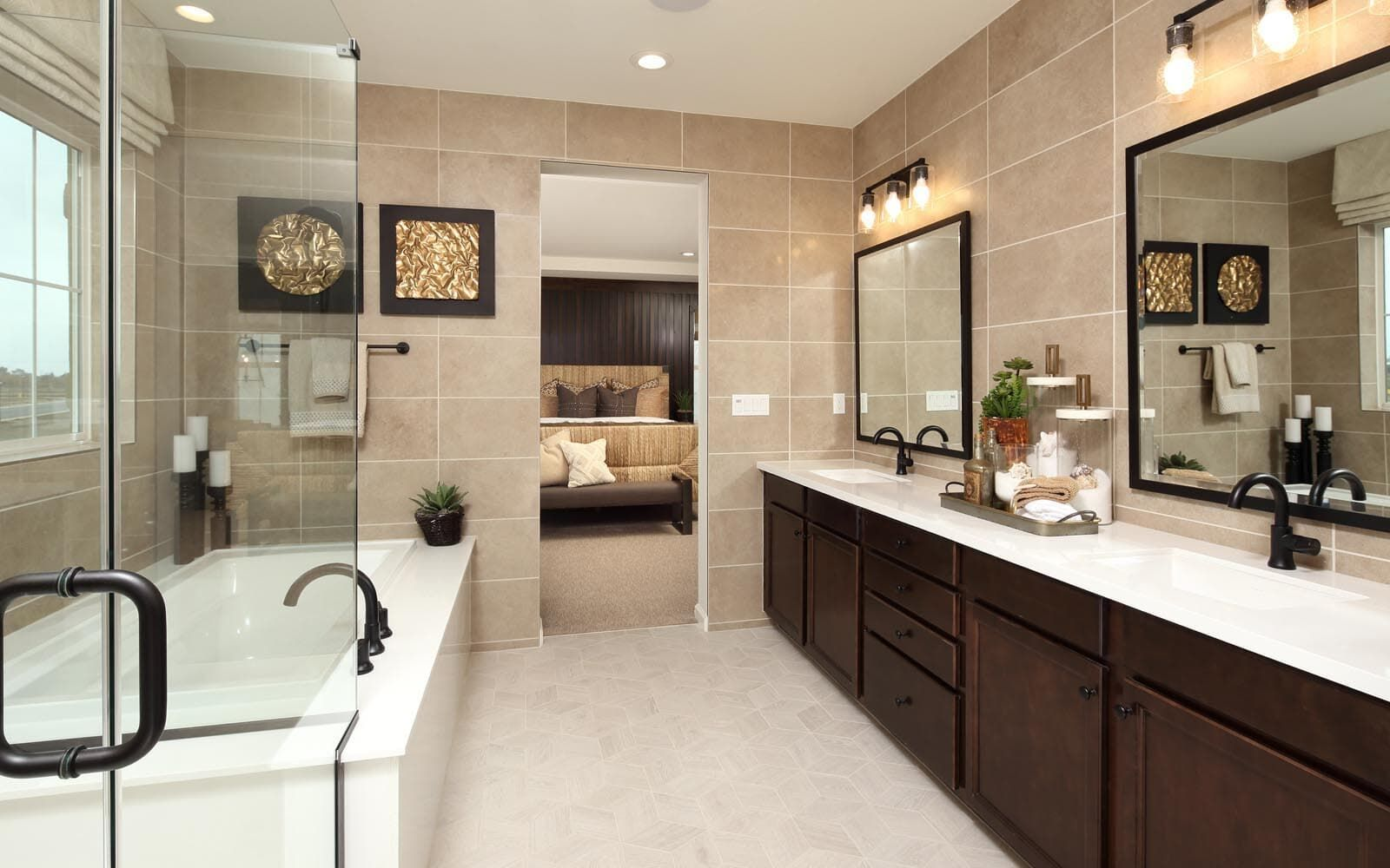 Bathroom featured in the Residence 5 By Brookfield Residential  in Oakland-Alameda, CA