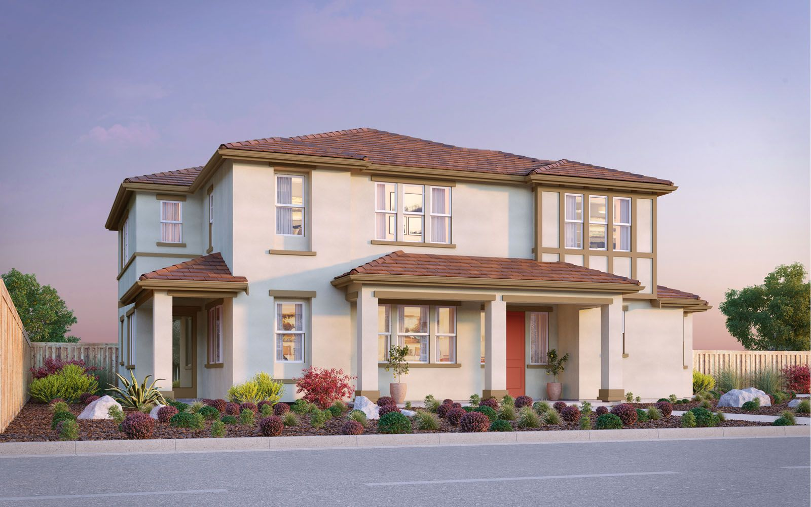 Exterior featured in the Residence 6 By Brookfield Residential  in Oakland-Alameda, CA