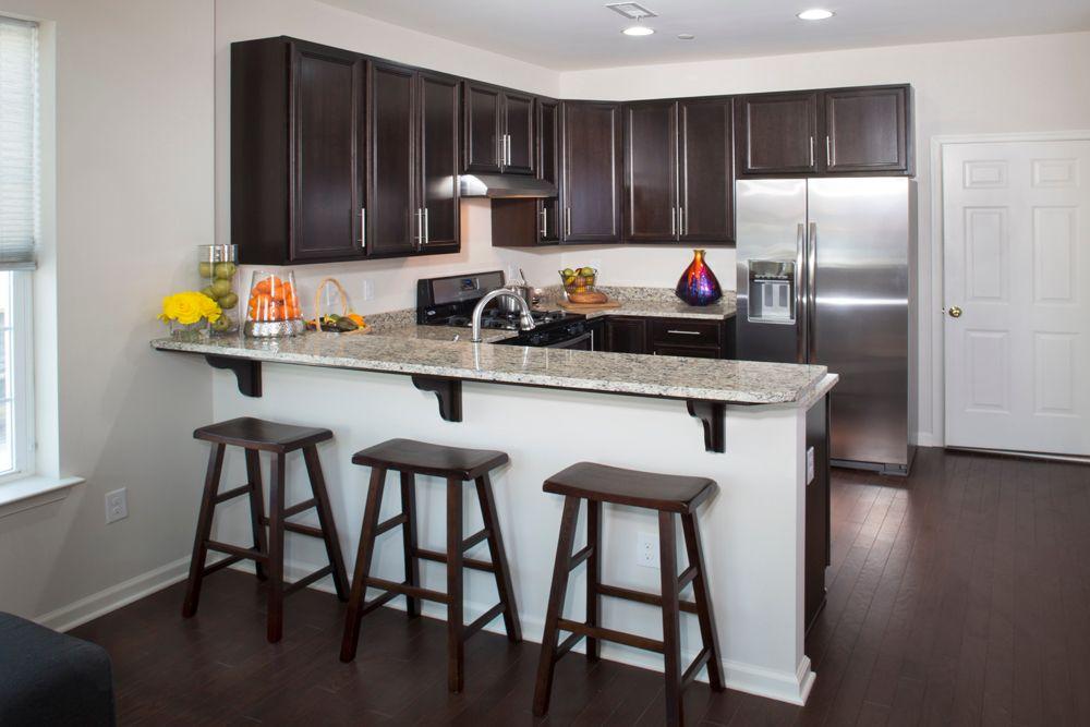 Kitchen featured in The Emerson By Montchanin Builders in Wilmington-Newark, DE