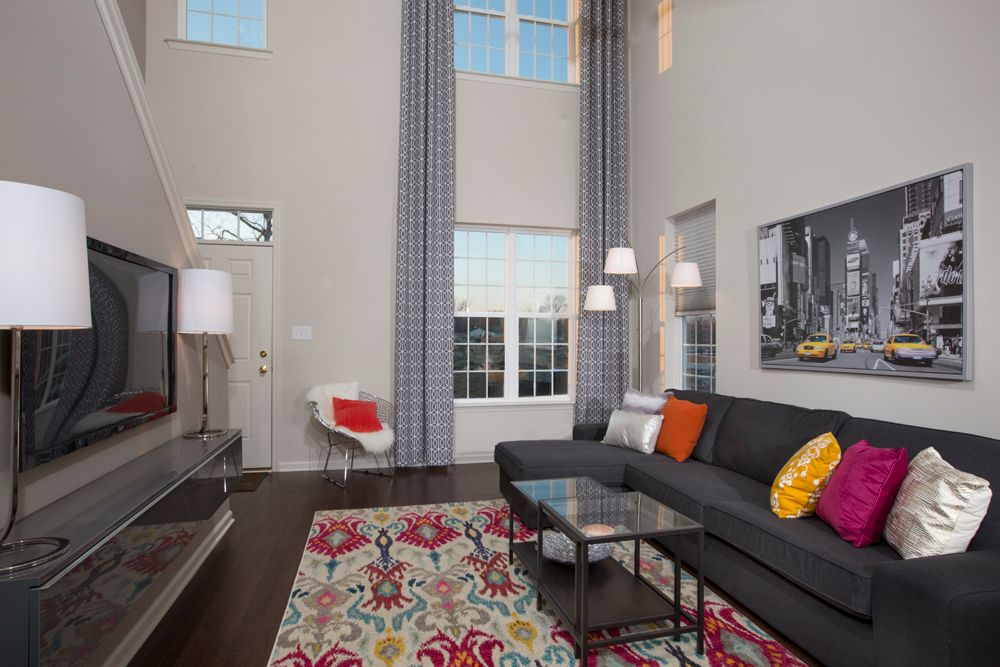Living Area featured in The Emerson By Montchanin Builders in Wilmington-Newark, DE