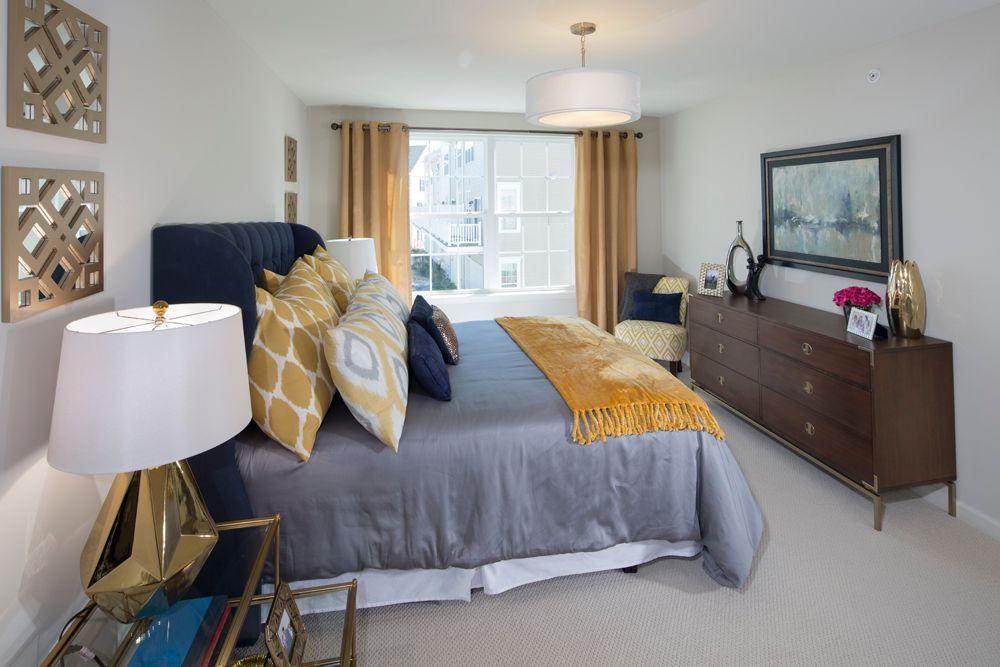 Bedroom featured in The Emerson By Montchanin Builders in Wilmington-Newark, DE