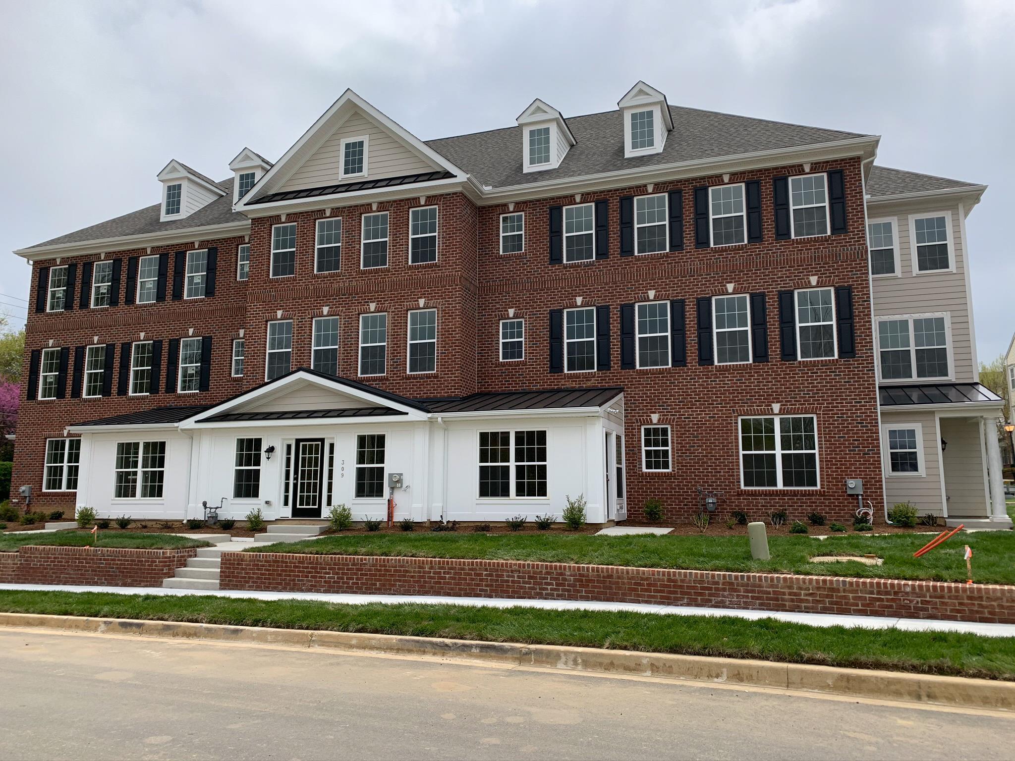 Exterior featured in The Monroe By Montchanin Builders in Wilmington-Newark, DE