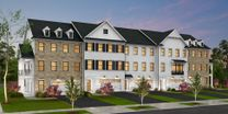 The Townes at Barley Mill by Montchanin Builders in Wilmington-Newark Delaware