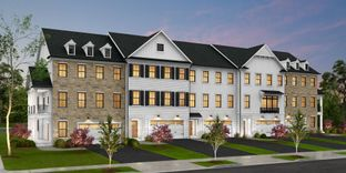 The Mill - The Townes at Barley Mill: Greenville, Delaware - Montchanin Builders