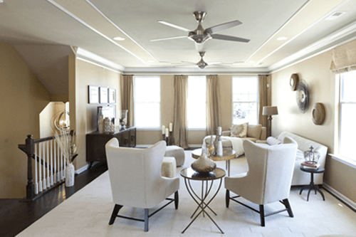 Living Area featured in The Chesterfield By Montchanin Builders in Wilmington-Newark, DE