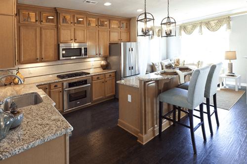 Kitchen featured in The Chesterfield By Montchanin Builders in Wilmington-Newark, DE