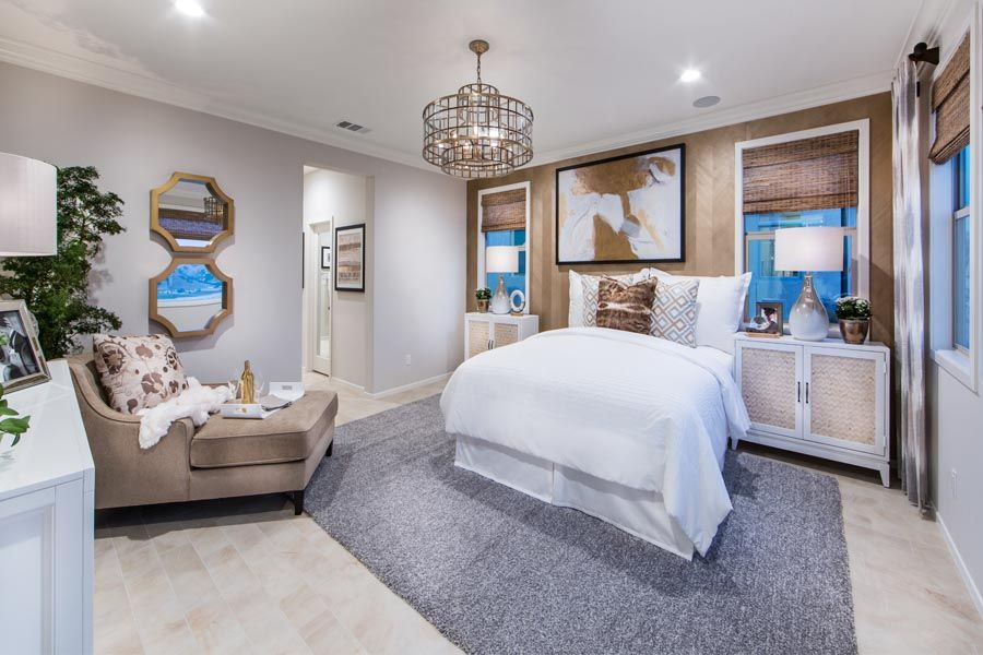 Bedroom featured in the Residence 3 By Brookfield Residential in San Diego, CA