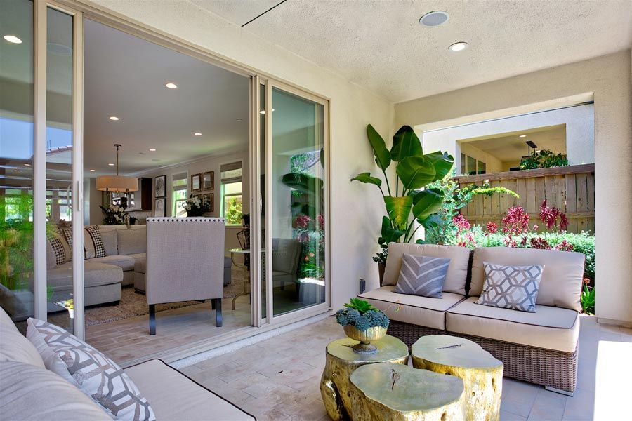 Exterior featured in the Residence 3 By Brookfield Residential in San Diego, CA