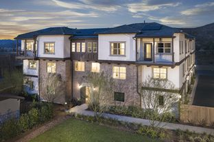 Residence 1 - Latitude Collection at Rancho Tesoro: San Marcos, California - Brookfield Residential