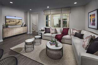 Residence 2 - Latitude Collection at Rancho Tesoro: San Marcos, California - Brookfield Residential