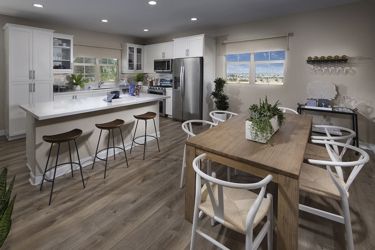 'Latitude Collection at Rancho Tesoro' by Brookfield Residential-San Diego County in San Diego