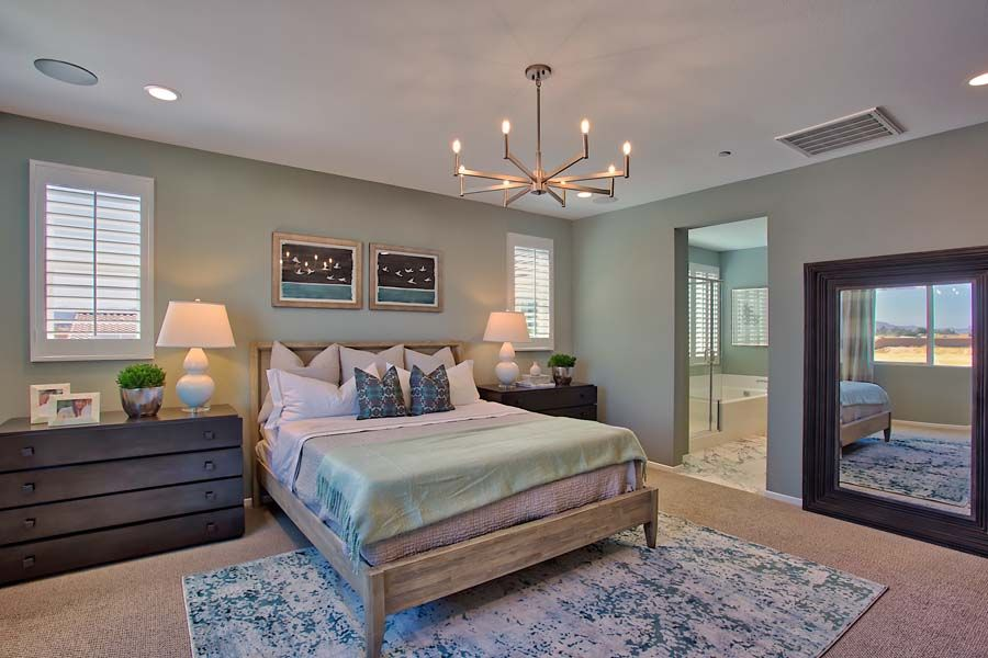 Bedroom featured in the Residence 3 By Brookfield Residential in Riverside-San Bernardino, CA