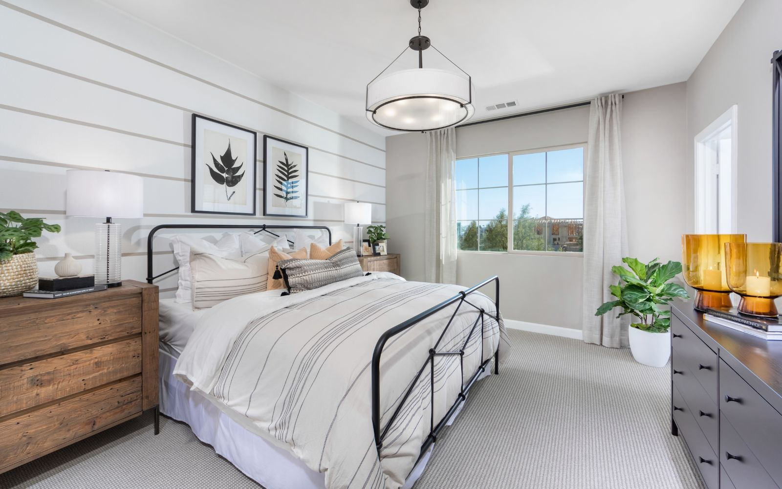 Bedroom featured in the Towns Plan 5 By Brookfield Residential in Orange County, CA