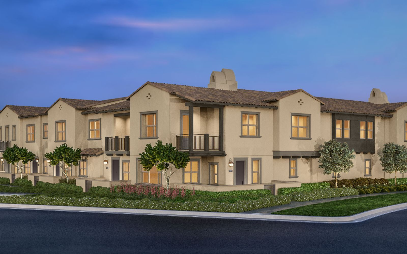 Exterior featured in the Plan 2 By Brookfield Residential in Los Angeles, CA