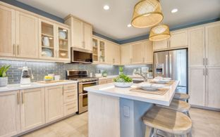 Residence 5 - Citrus at Canvas Park Collection at New Haven: Ontario, California - Brookfield Residential