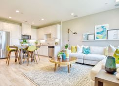 Residence 1 - Indigo at Canvas Park at New Haven: Ontario, California - Brookfield Residential