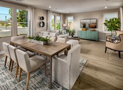 Plan 1 - Stella Collection at The Groves: Whittier, California - Brookfield Residential