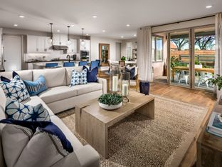 Plan 3 - Stella Collection at The Groves: Whittier, California - Brookfield Residential