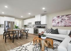 Plan 2 - Bayberry Collection at The Groves: Whittier, California - Brookfield Residential