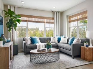 Plan 1 - Bayberry Collection at The Groves: Whittier, California - Brookfield Residential