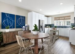 Plan 4 - Bayberry at The Groves: Whittier, California - Brookfield Residential