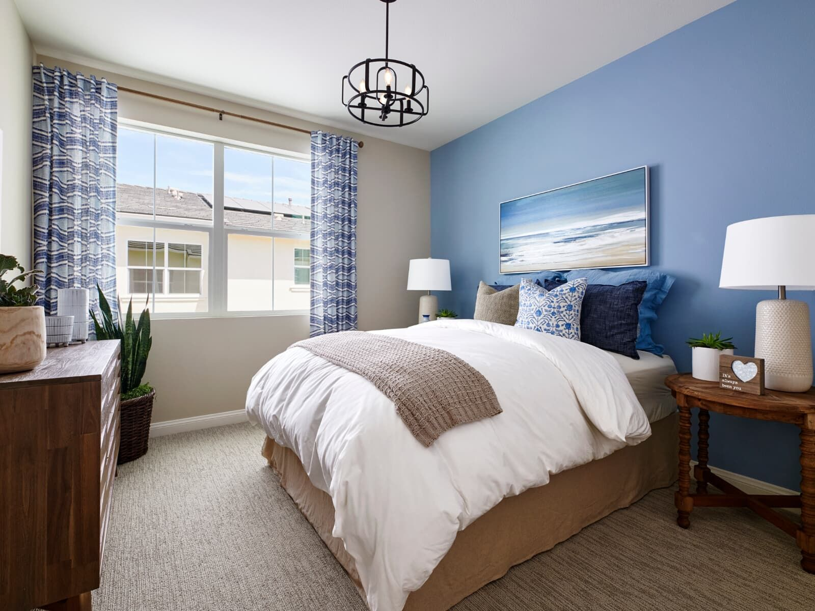 Bedroom featured in the Plan 4 By Brookfield Residential in Los Angeles, CA