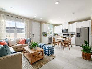 Plan 5 - Bayberry Collection at The Groves: Whittier, California - Brookfield Residential