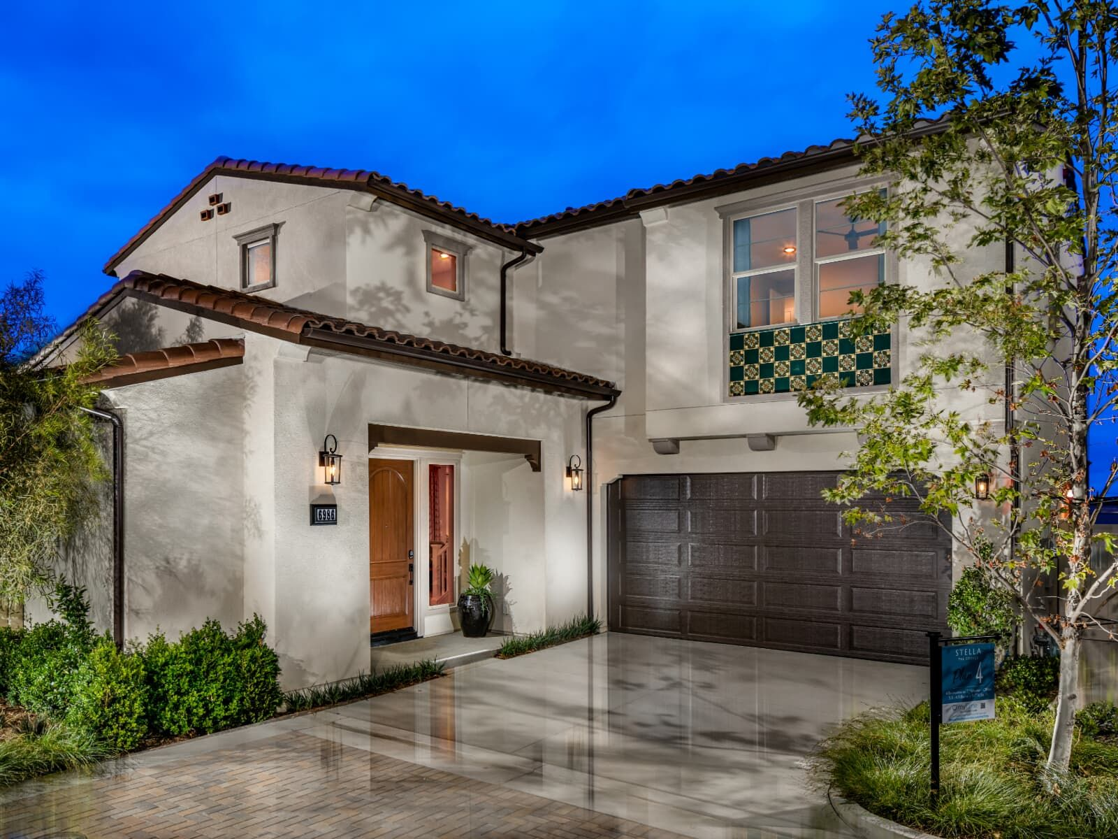 Exterior featured in the Plan 4 By Brookfield Residential in Los Angeles, CA