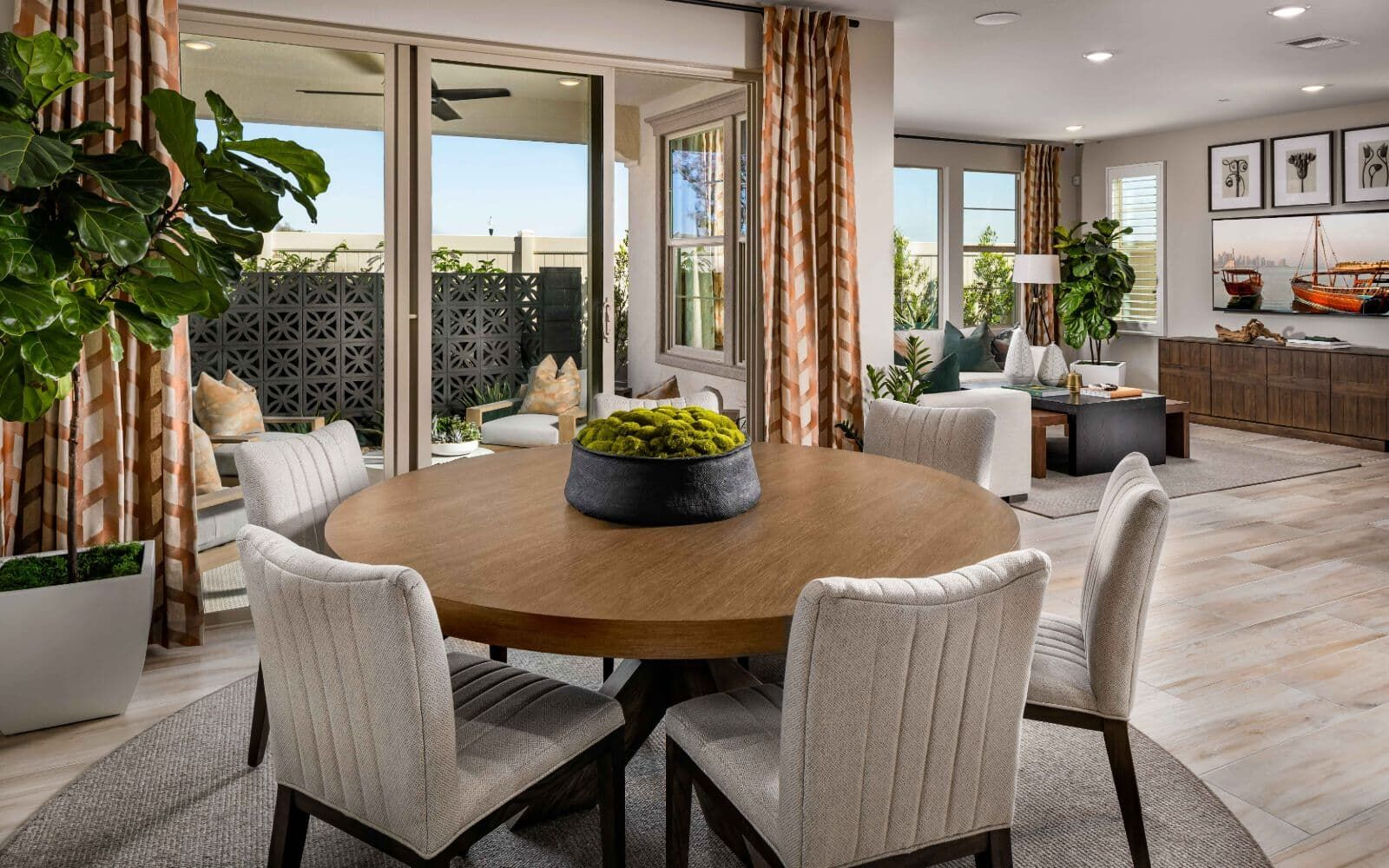 Kitchen featured in the Plan 4 By Brookfield Residential in Los Angeles, CA