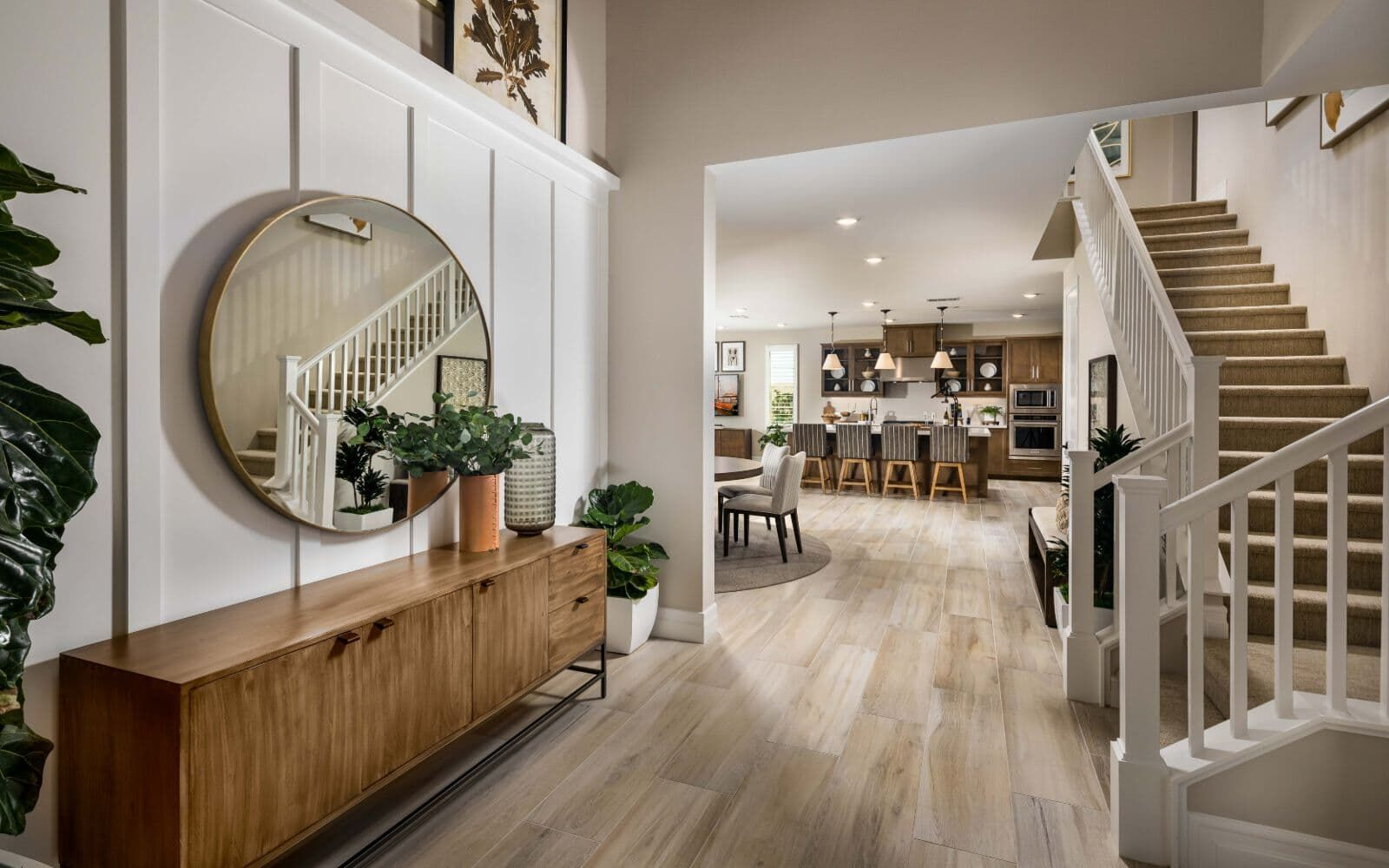Living Area featured in the Plan 4 By Brookfield Residential in Los Angeles, CA