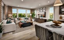 Stella Collection at The Groves by Brookfield Residential in Los Angeles California