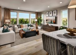Plan 4 - Stella Collection at The Groves: Whittier, California - Brookfield Residential
