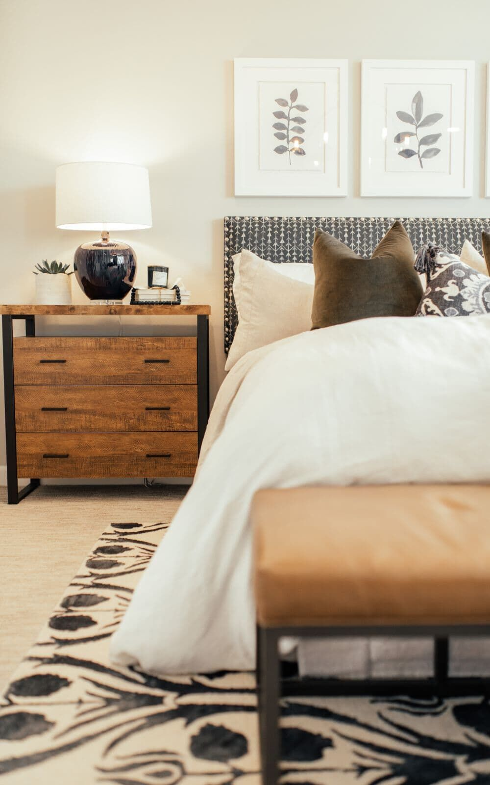 Bedroom featured in the Residence 1 By Brookfield Residential in Riverside-San Bernardino, CA