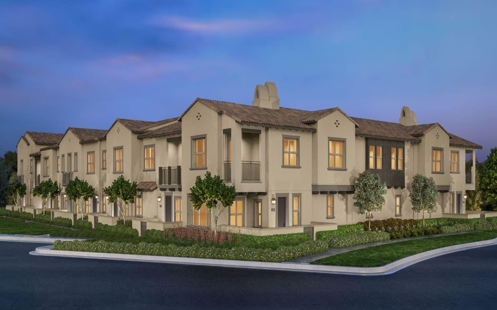 'Bayberry Collection at The Groves' by Brookfield Residential-Los Angeles County in Los Angeles
