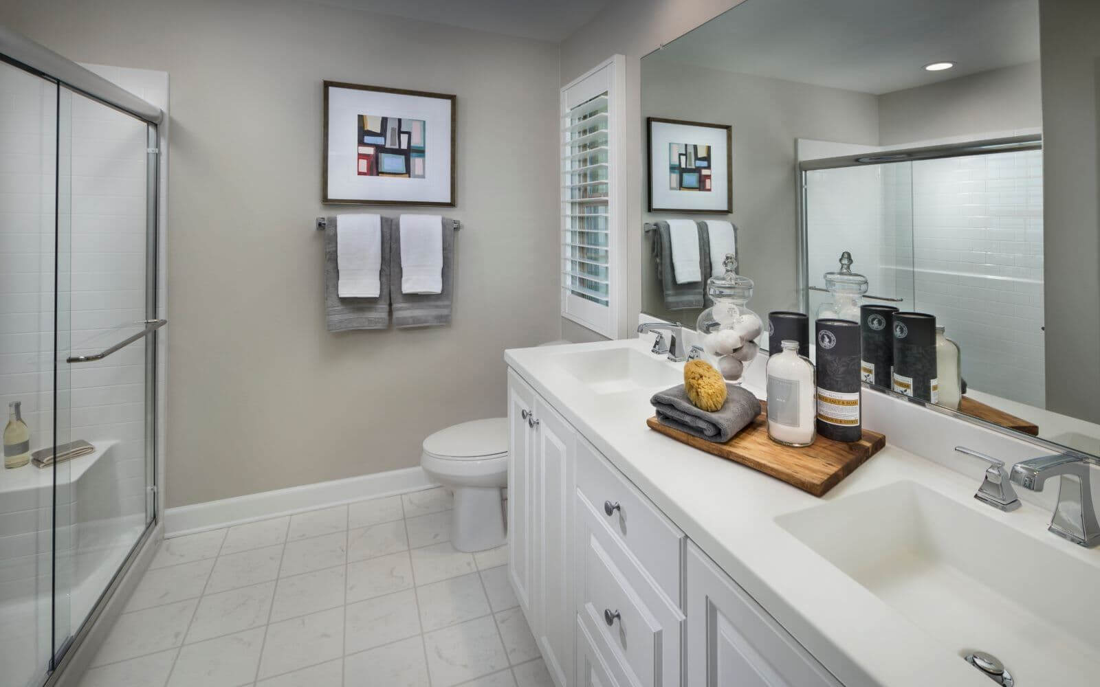 Bathroom featured in the Residence 1 By Brookfield Residential in San Diego, CA