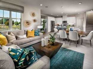 Plan 6 - Bayberry Collection at The Groves: Whittier, California - Brookfield Residential