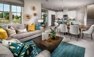 Bayberry at The Groves by Brookfield Residential in Los Angeles California