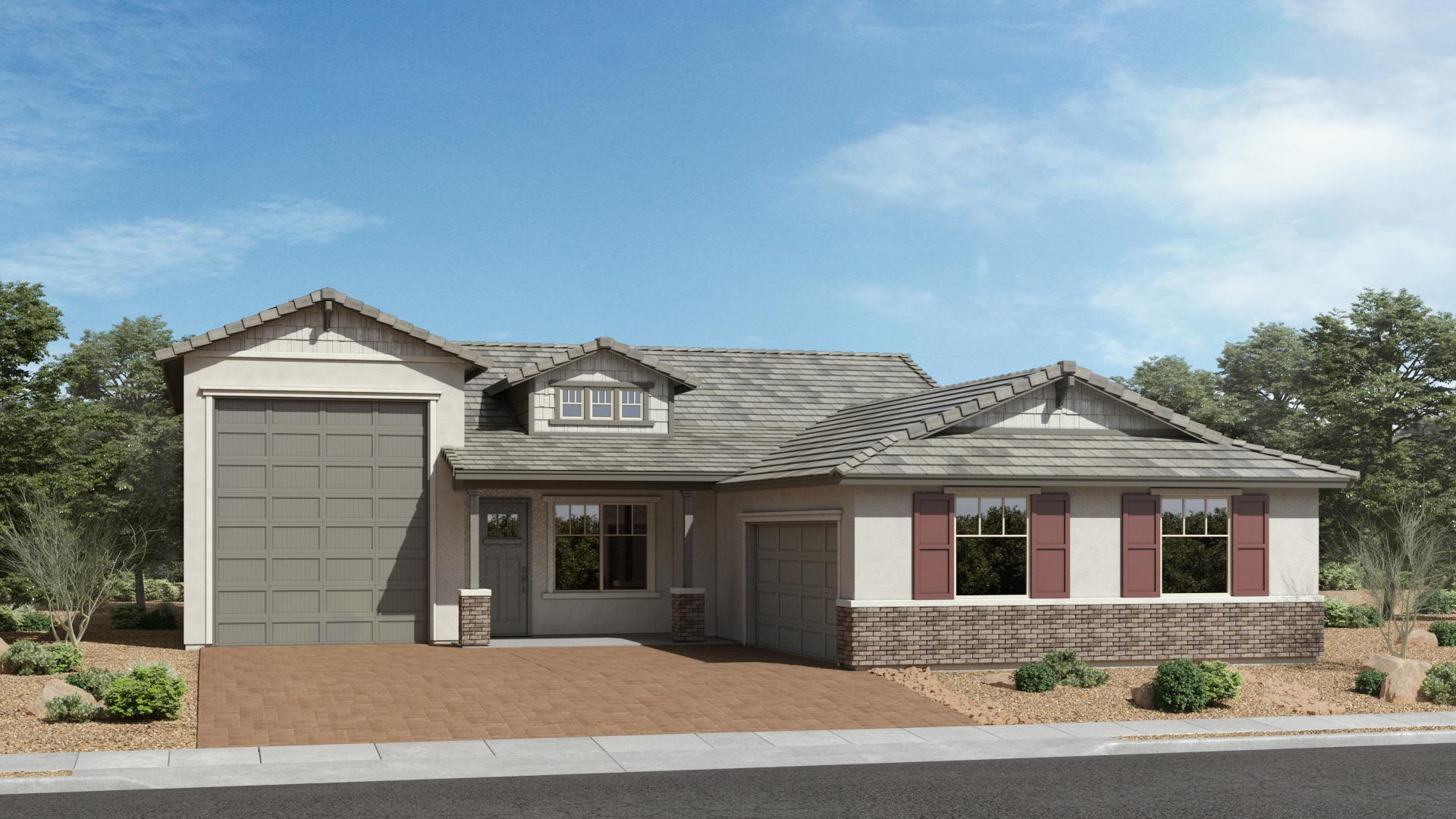 'Beaver Creek Preserve' by Brown Homes - Prescott in Prescott