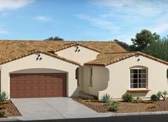 The Calico - Mountain Vista Ranch: Casa Grande, Arizona - Brown Homes AZ