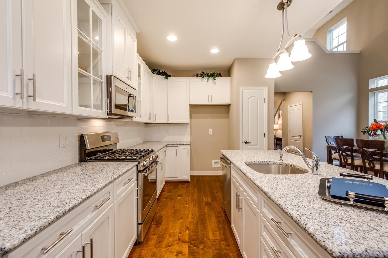 Kitchen featured in The Juniper By Bruce Paparone, Inc. in Philadelphia, NJ