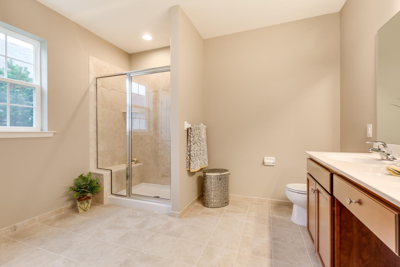 Bathroom featured in The Juniper By Bruce Paparone, Inc. in Philadelphia, NJ