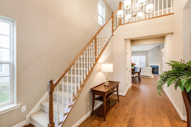 Living Area featured in The Juniper By Bruce Paparone, Inc. in Philadelphia, NJ