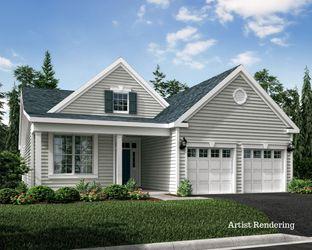 The Marigold - Whitehall Gardens - Active Adult 55+: Williamstown, Pennsylvania - Paparone New Homes