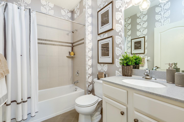Bathroom featured in The Jasmine By Bruce Paparone, Inc. in Philadelphia, NJ